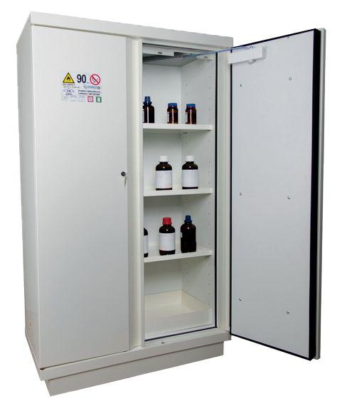 Armoires de sécurité de laboratoire (photo)