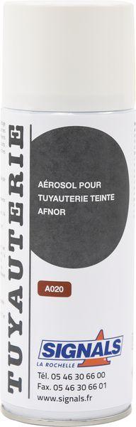 Les aérosols pour tuyauteries (photo)
