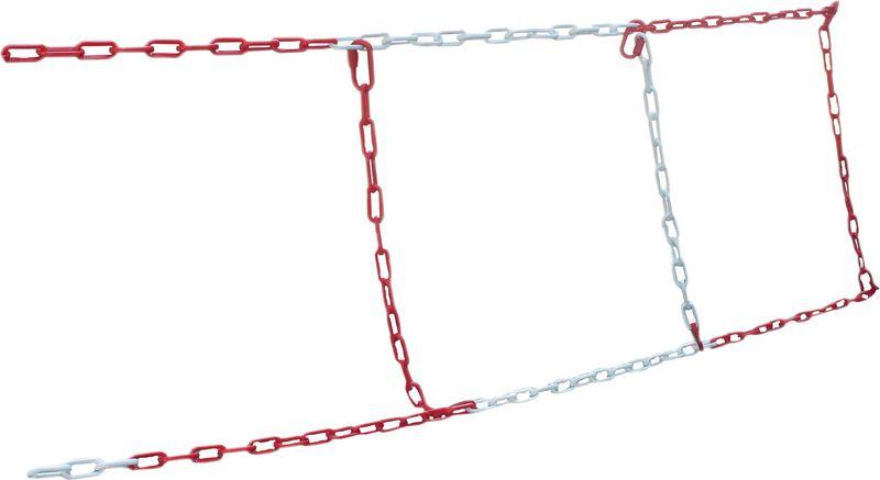 Barrière de chaînes 25 m