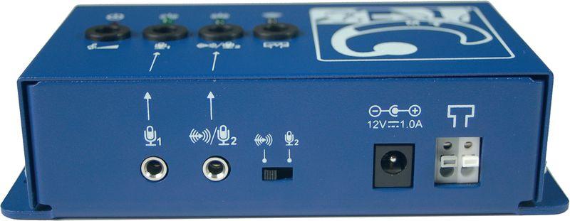 Amplificateur de boucle magnétique