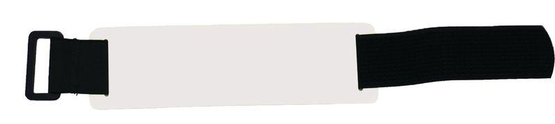 Brassards à scratch texte personnalisé taille Small