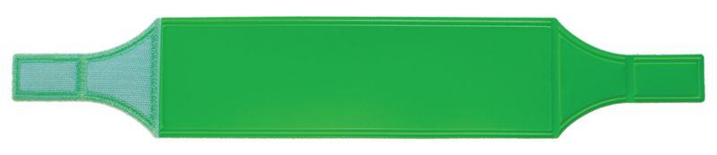 Brassards PVC vierges auto-agrippants