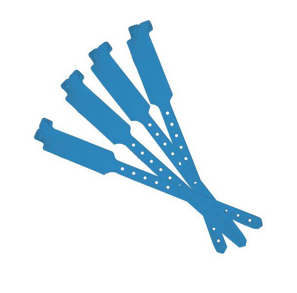 Lot 1000 Bracelets indéchirables vinyle