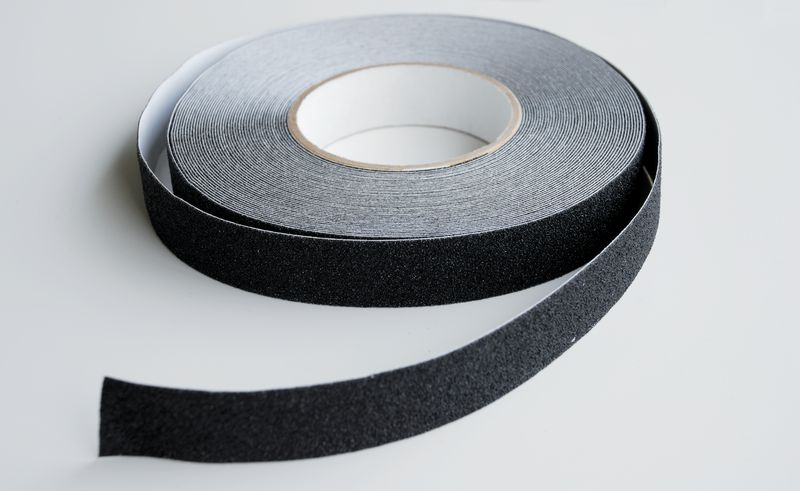 Bandes adhésives abrasives (photo)