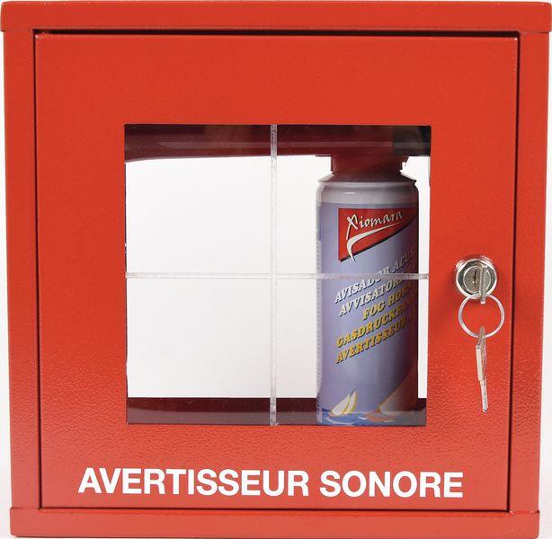 Avertisseur de brume à membrane (photo)