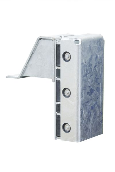 Butoirs de quai fixes métalliques