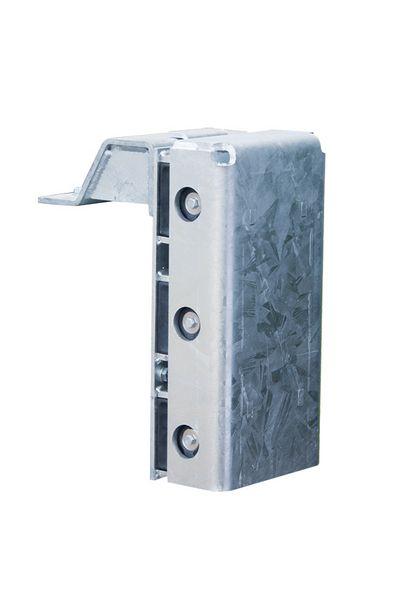 Butoirs de quai fixes métalliques (photo)