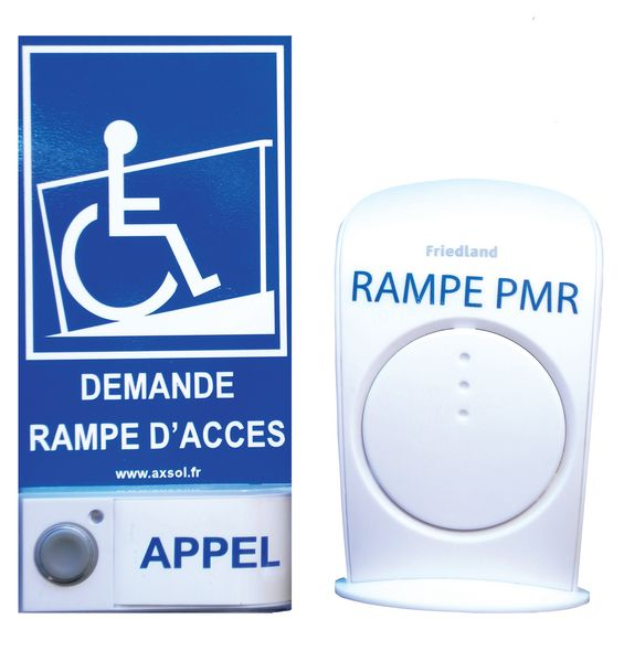 Carillon d'appel pour rampe (photo)