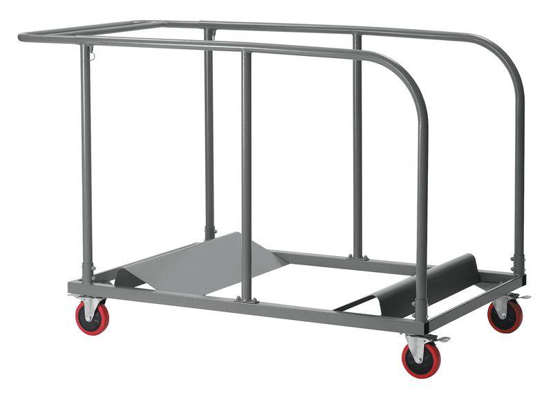Chariots pour tables d'intérieur