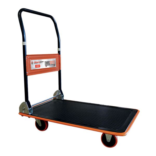 Chariot compact dossier rabattable ECO (photo)