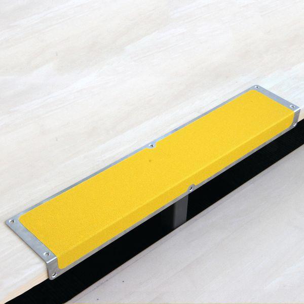 Nez de marche antidérapant support aluminium