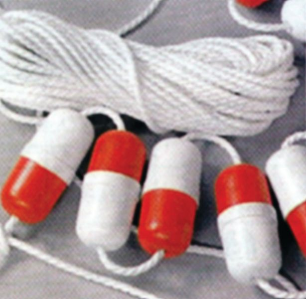 Cordage Polyamide 3 Torons (photo)