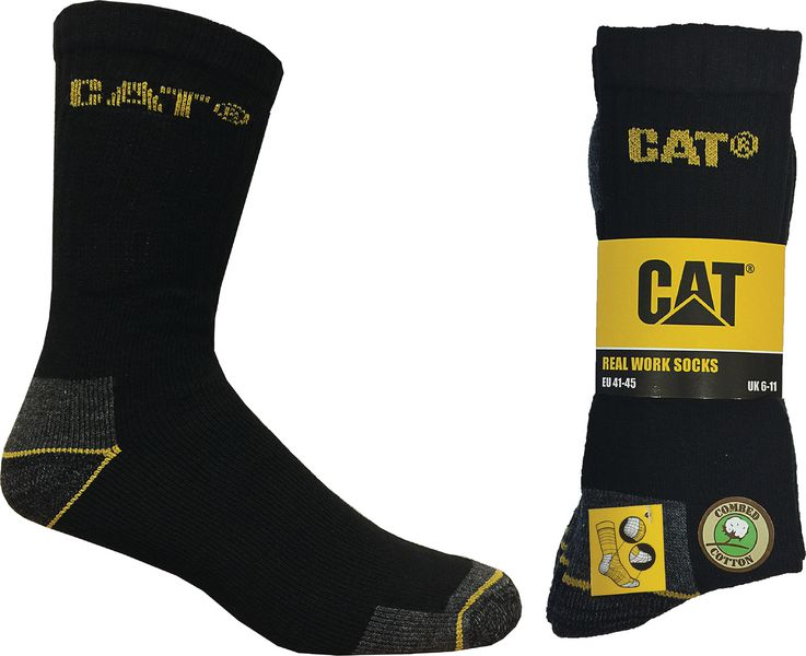 Chaussettes de travail Caterpillar® (photo)