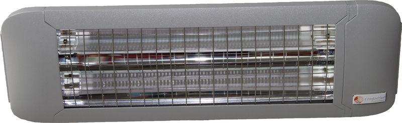 Chauffage infrarouge radiant IP24 Chauffage 1400 W (photo)