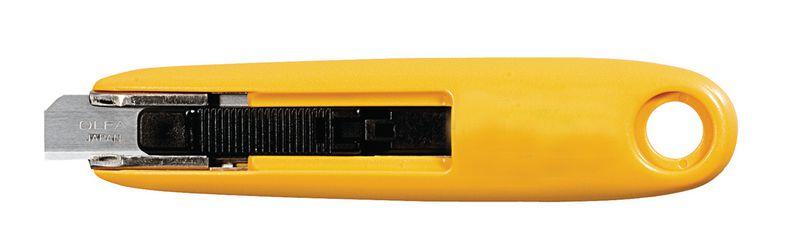 Cutter de sécurité lame 12,5 mm et lames de rechange
