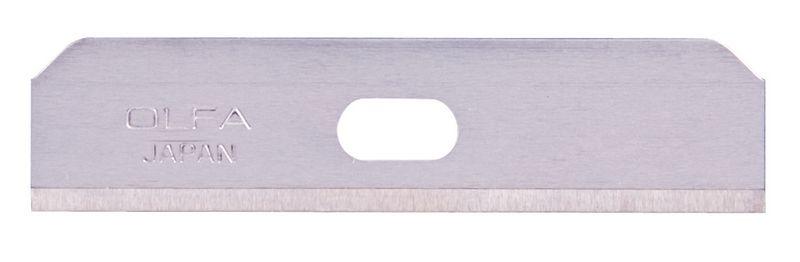 Cutter de sécurité lame 12,5 mm et lames de rechange (photo)