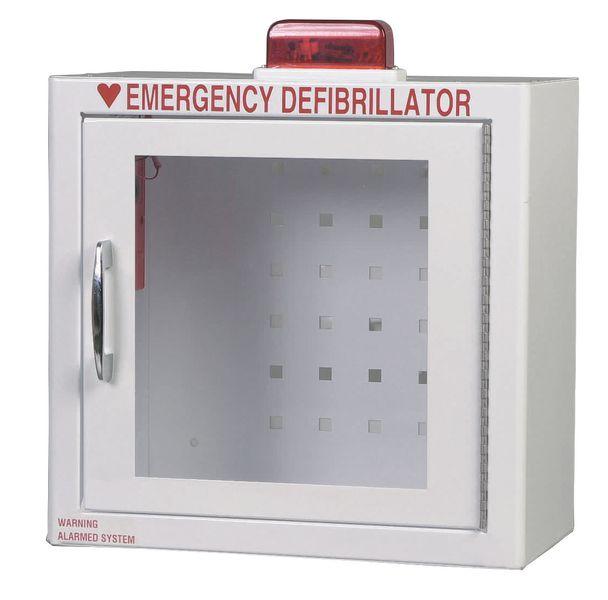 Support Défibrillateur Laerdal® automatisé externe (photo)