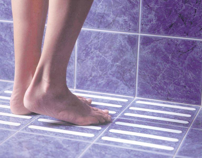 Antidérapant pour zones humides et passage pieds nus