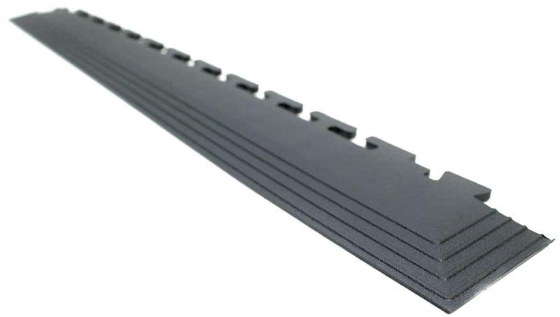 Dalles de sol éco emboîtables en PVC (photo)