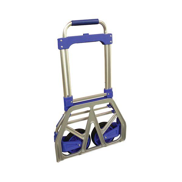 Diable pliable aluminium capacité 120 kg