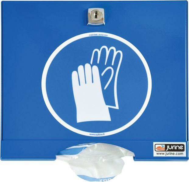Distributeur de gants PE et gants