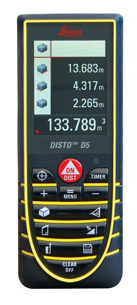 Lasermètre portée 200 m