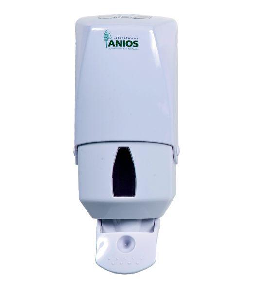Distributeur de gel hydroalcoolique (photo)