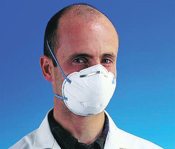 Masques haute qualité 3M FFP2 à valve (photo)