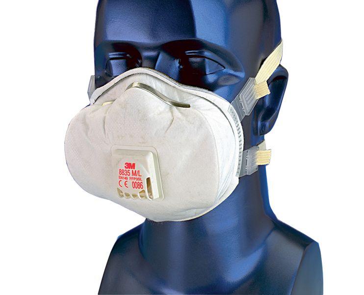Masques premium 3M™ FFP2 à valve