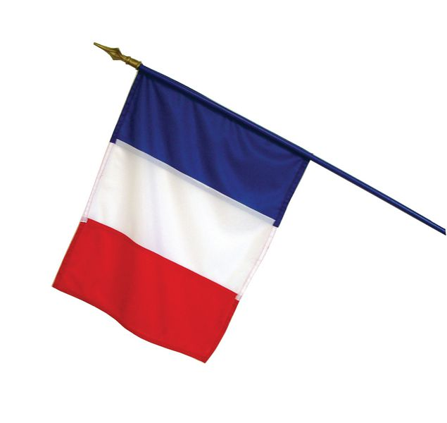 Drapeau France (photo)