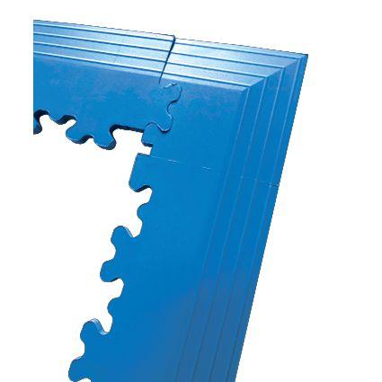 Dalles de sol en PVC haute résistance (photo)