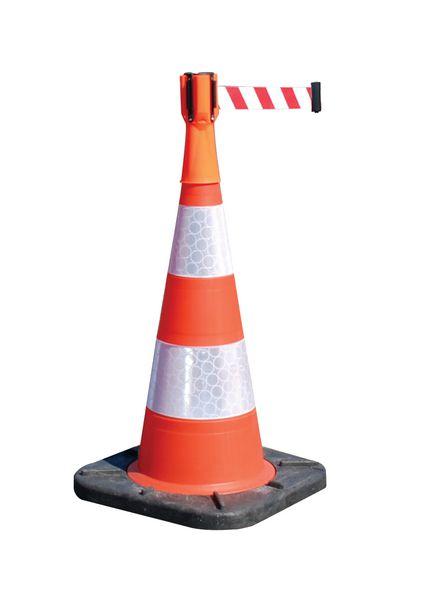 Enrouleur longueur 4.5 m pour cône (photo)