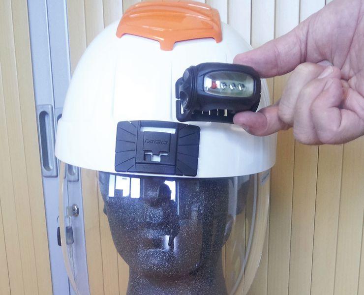 Accessoires pour Casque E-Man® 1000 V (photo)