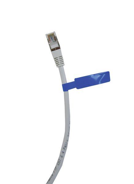Etiquettes personnalisables pour le marquage de câbles