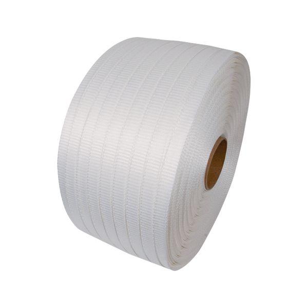 2 bobines de feuillard textile pour cerclage
