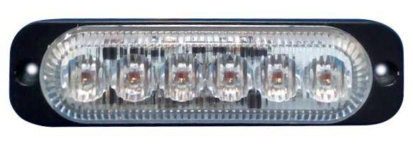 Feu de pénétration 6 LED