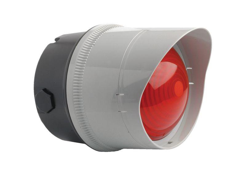 Feu simple fixe avec visière diam. 140 mm