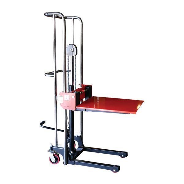 Gerbeur manuel capacité 400 kg H 1500 mm