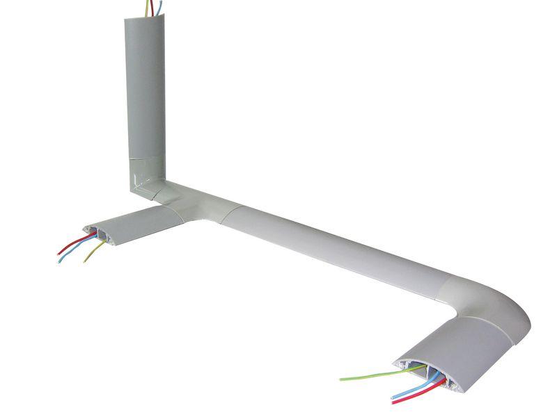 Goulottes de plancher pour câbles