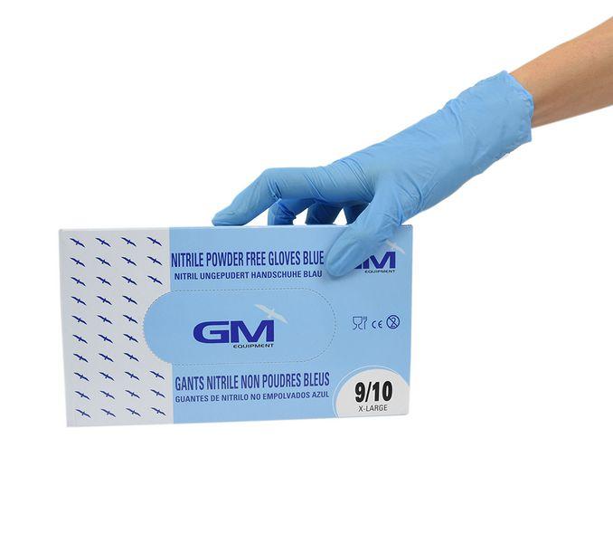 Boîte 100 gants latex ou nitrile jetables