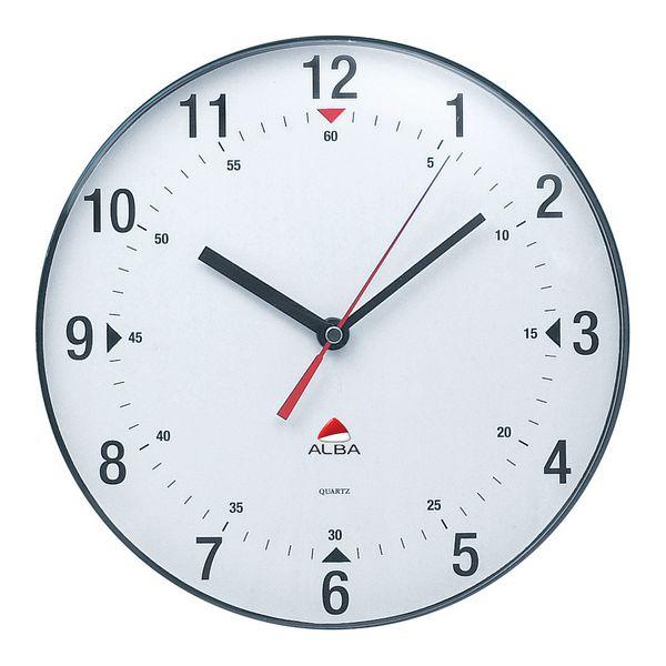 Horloge Classique Diamètre 25 cm (photo)