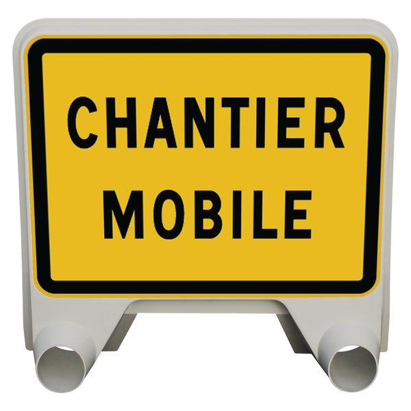 Panneau Mistral Chantier mobile