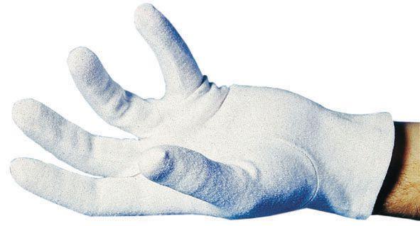 Sous-gants de protection en coton taille unique