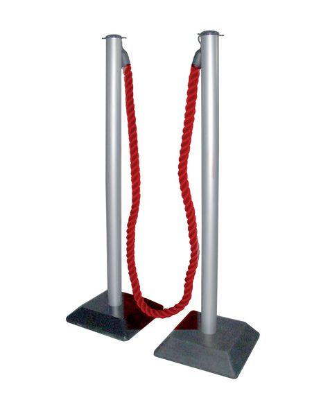 Kit Poteaux et corde de réception