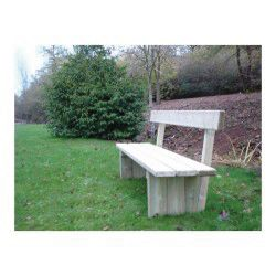 Banc simple en pin longeur 1,80 m