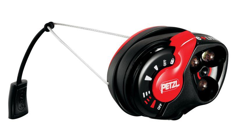 Lampe frontale de secours et de signalisation PETZL