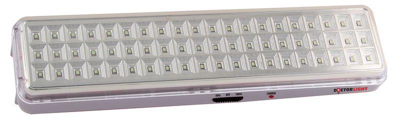 Lampe de secours portable rechargeable