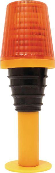 Lampes LED de sécurité pour cônes