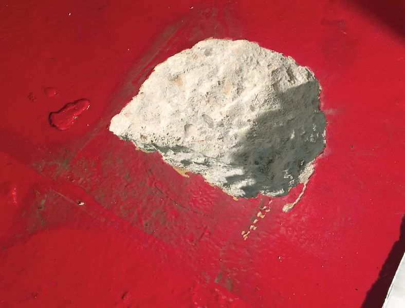 Mortier Epoxy Couleur Ral 5 kg