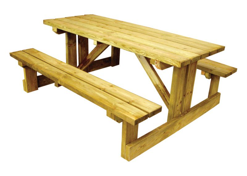 Table pique-nique Beausoleil